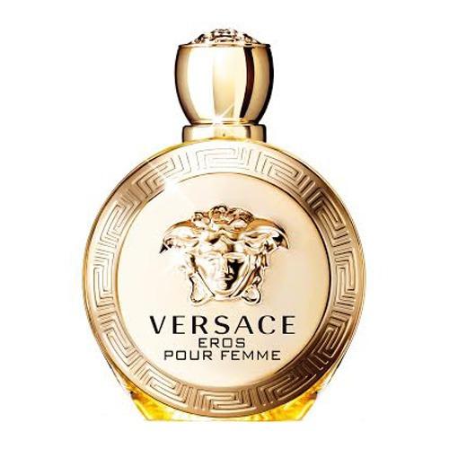 Versace Eros Pour Femme Versace - Perfume Feminino - Eau De Parfum 50ml