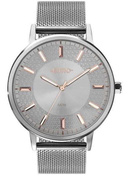 Relógio Euro Feminino Eu2036ypc/3k