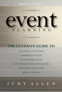 Judy Allen : Event Planning - Wiley