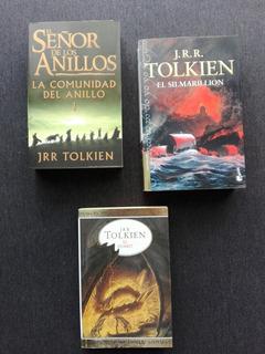 Libros Señor De Los Anillos