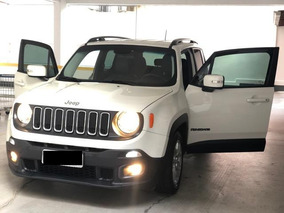Jeep Renegade Longitude Flex 1.8 Unico Dono 15/16