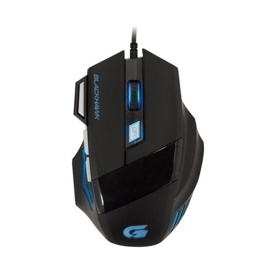 Mouse Gamer Fortrek Black Hawk Om-703