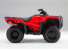 Honda Trx 420 Tm Cuatriciclo 4x2 - Navarro Motos