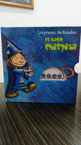 Sorpresas Hechizadas -  El Mago Chispita - Libro Mágico.