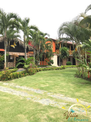 Se Renta Villa En Boca Chica A 500 Metros De La Avenida