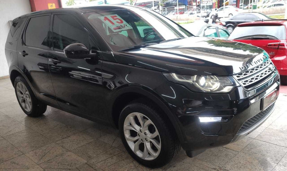 Land Rover Discovery Sport 2.0 Hse 2015 Impecável