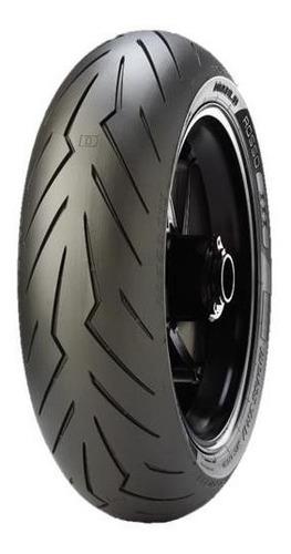 Imagem 1 de 6 de Pneu Moto Traseiro 240/45zr17 82w Diablo Rosso Iii Pirelli