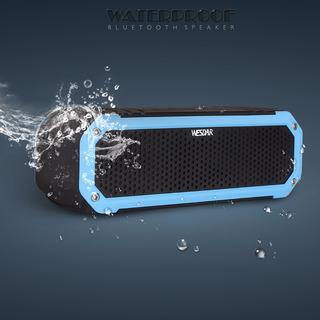 Parlante Bluetooth Inalámbrico Wesdar K22 Resistente Al Agua