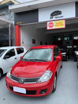 Nissan Tiida 1.8 S Flex Automático 5p 2009 *raridade*