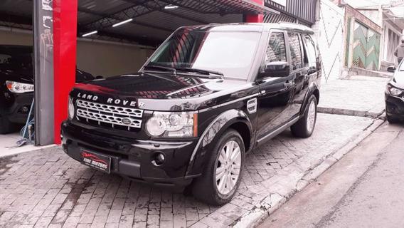 Land Rover Discovery 4 Se 3.0 Biturbo Diesel Blindada
