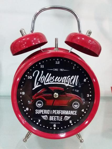 Relógio Vintage Volkswagen Fusca