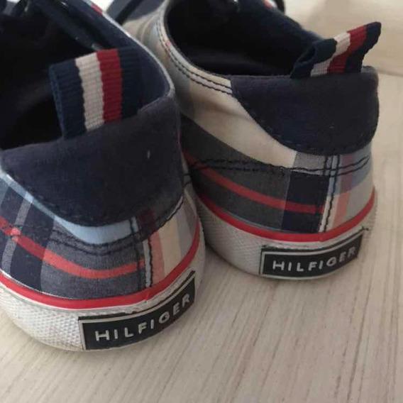 Zapatillas Tommy Hilfiger Talle 33,5