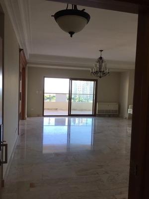 Apartamento Con Linea Blanca En Los Cacicazgos En Renta 3hab