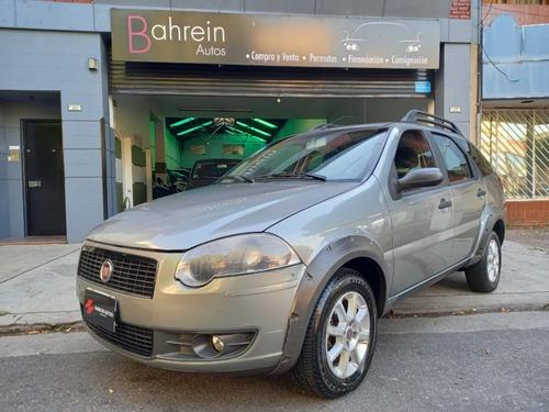 Fiat Palio 1.4 Weekend Trekking 2011 /bareinautos