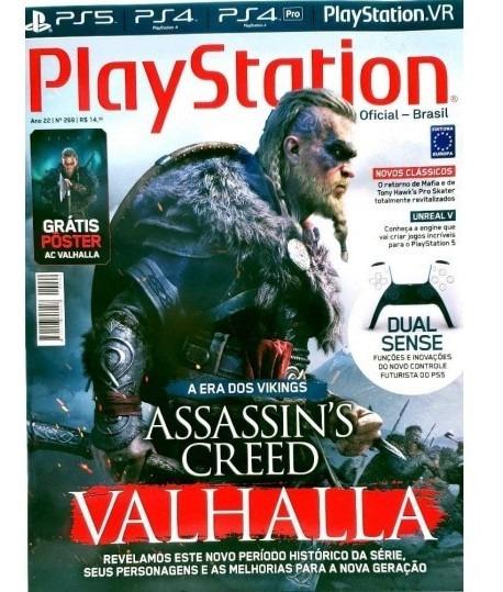 Revista Playstation Assassin