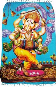 Canga Indiana Deuses Hindus Ganesha Lashimi Parvati Shiva