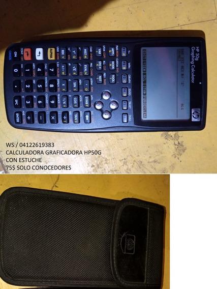 Calculadora Graficadora Hp50g