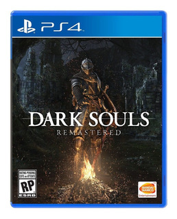 Dark Souls Remastered Ps4 Disponible Para Entrega Inmediata