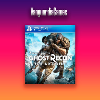 Ghost Recon Breakpoint Ps4 Digital