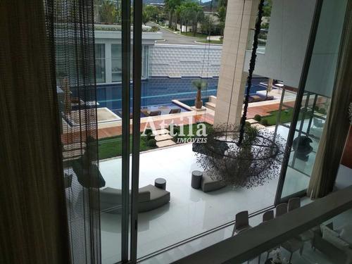 Sobrado De Condomínio Com 9 Dorms, Acapulco, Guarujá - R$ 35 Mi, Cod: 1341 - V1341