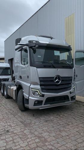 New Actros 2548 Mercedes Benz 2021