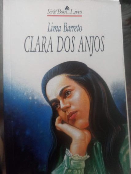 Livro Clara Dos Anjos