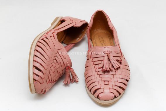 Zapato Artesanal Mexicoart3