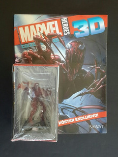 Carnage - Marvel 3d - Los Germanes