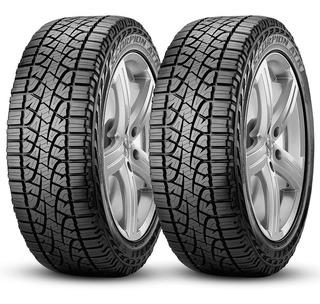 2 Llantas 245/70 R17 Pirelli Scorpion Atr Rlt119