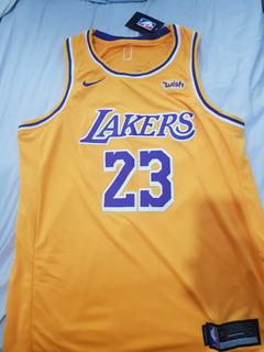 Camisa Los Angeles Lakers - Lebron James