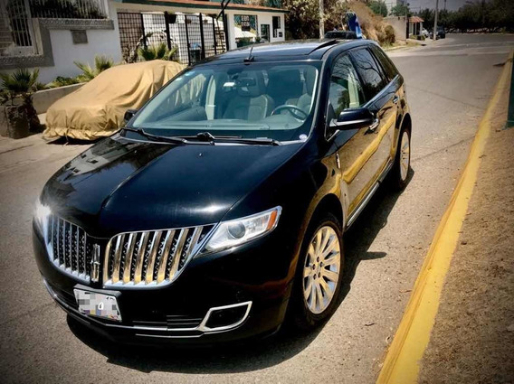 Lincoln Mkx 2012 V6 Awd Premier Piel Qc Nav 4x4 At