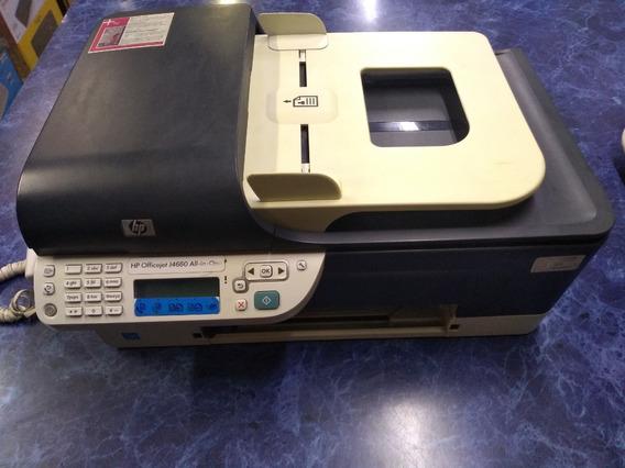 Impressora Hp J4660 Usada Ref 089