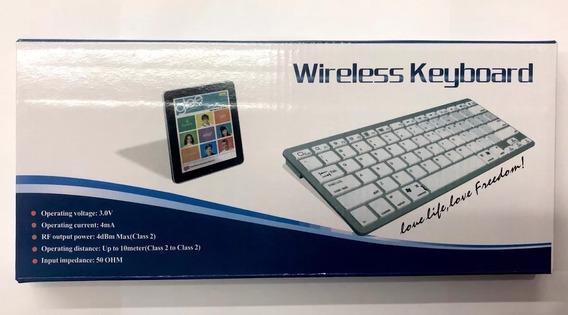 Teclado Bluetooth Wireless Android iPad Pc H. Maston Jp101