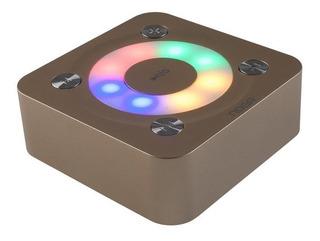 Parlante Portatil Bluetooth Noga Ngp20 Inalámbrico Con Led