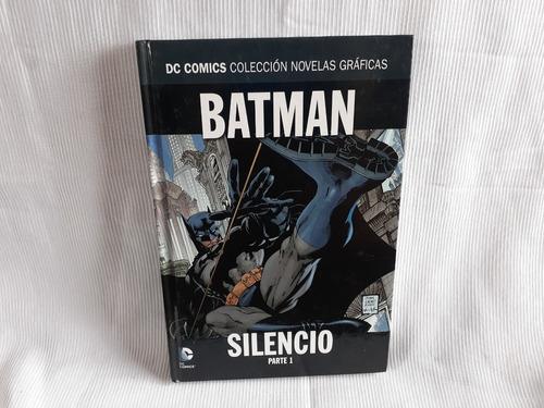 Imagen 1 de 4 de Batman Silencio Parte Uno Dc Comics