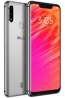 Smartphone Blu Xi Dual Sim Lte 5.9 Hd 32gb/3gb Prata