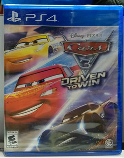 Cars 3: Driven To Win.-ps4