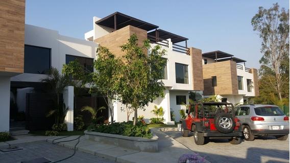 Casa En Condominio En Bellavista / Cuernavaca - Gsi-1016-cp*