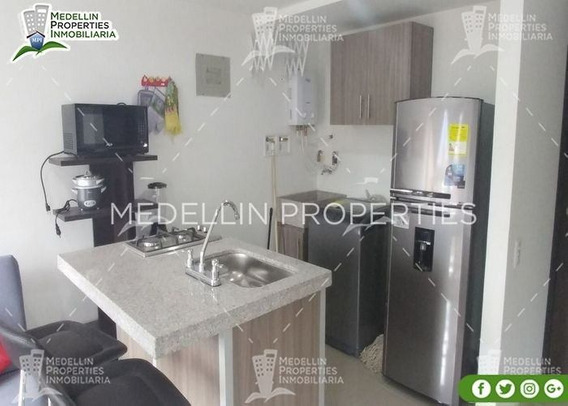 Apartamentos Amoblados Economicos En Guayabal Cod: 5057