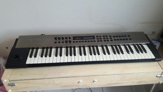 Teclado Sintetizador Roland Rs-5 Em Perfeito Estado