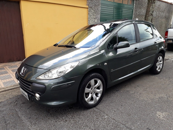 Peugeot 307 2.0 Presence Flex Teto Solar 2010 R$ 17.500,00