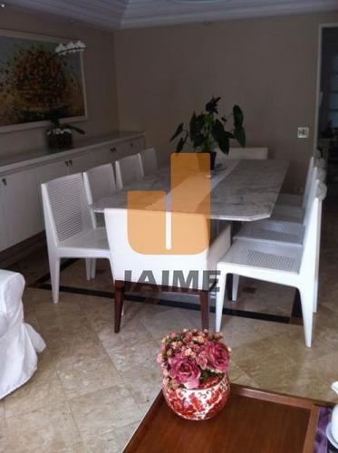 Apartamento Para Venda No Bairro Perdizes Em São Paulo - Cod: Bi225 - Bi225