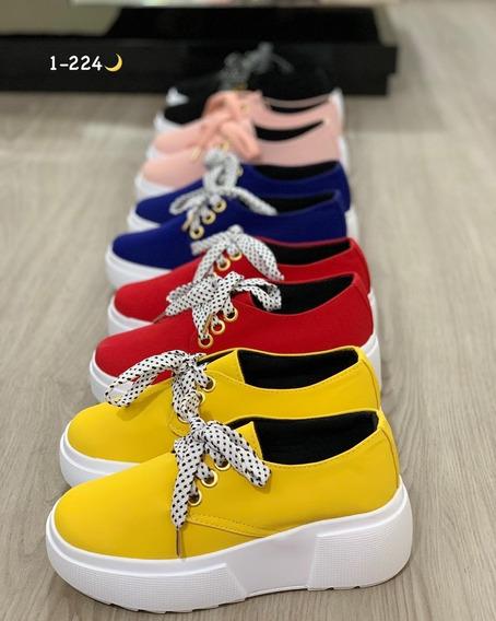 Zapatillas De Dama, Variedad De Colores, Extra Cómodos Moda