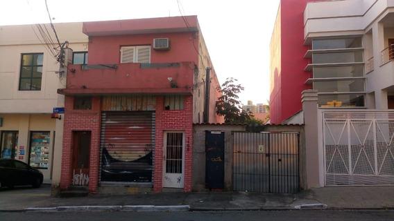 Excelente Terreno Para Locação, 380 M² - Barcelona - São Caetano Do Sul - 11803