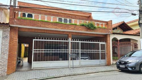 Sobrado Com 3 Dormitórios À Venda, 286 M² Por R$ 1.200.000,00 - Jardim Vila Formosa - São Paulo/sp - So1236