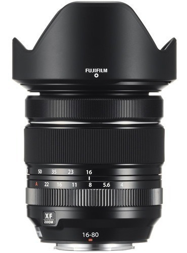Fujifilm Xf 16-80mm F/4 R Ois Wr Lens / Lente Fuji 16-80