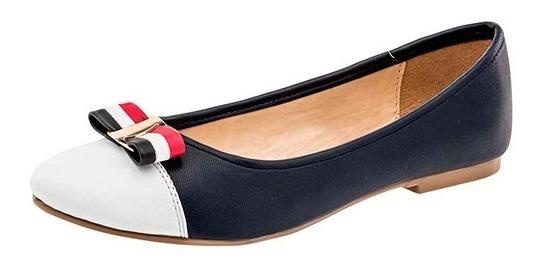 Zapato Para Dama Tipo Flats Marca Been Class Mod.12331 Mn P19a