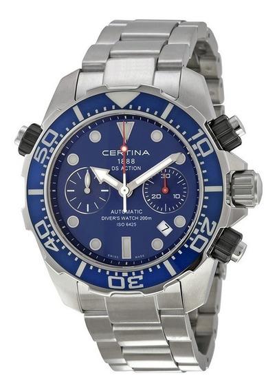 Relógio Certina Ds Action Diver - C013.427.11.041.00 Lau01