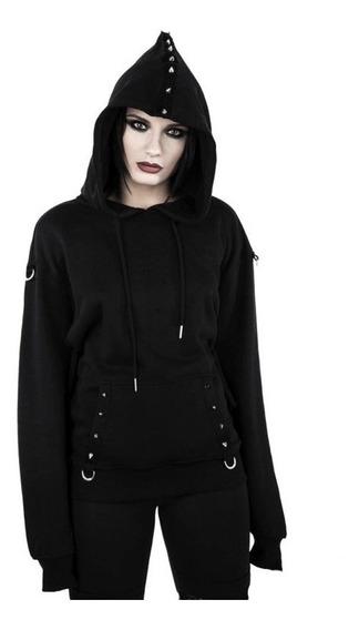Sweater Buzo Rock Gotico Goth Te 0906