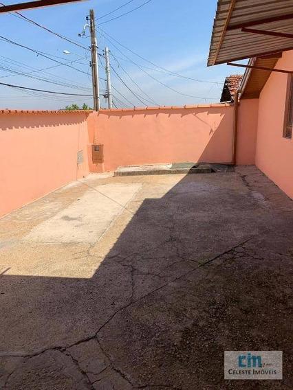 Casa Com 3 Dormitórios Para Alugar, 100 M² Por R$ 850,00/mês - Cdhu - Boituva/sp - Ca0508